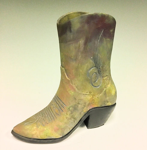 Heidi Hill - Cowboy Boot Leather