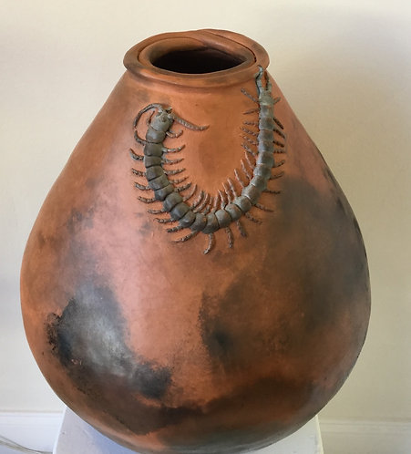 Maria Sparsis - Irrational Fears - Large Vessel