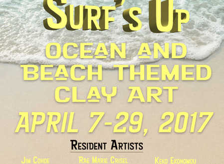 "Welcome to ""Surf's Up"" - April 2017"