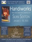 Handiworks - New & Select Ceramics of Sean Sexton