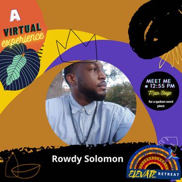 7 - Rowdy Solomon Elevate speakers line