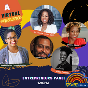 Entrepreneur Panel of Elevate speakers l