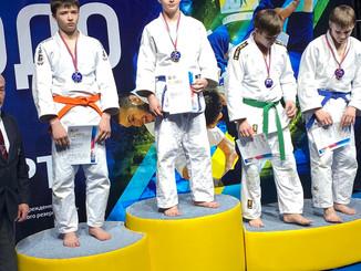16 -17 апреля 2021г. в г. Кстово прошел Традиционный турнир по дзюдо среди юношей и девушек