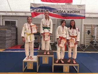 Городские соревнования по дзюдо среди юношей и девушек 2005-2006 г.р.