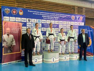Всероссийские соревнования по дзюдо среди мужчин и женщин старше 18 лет на призы Вооруженных сил РФ