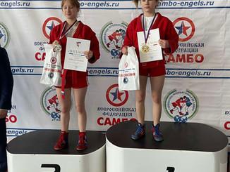 Со 2 по 4 апреля 2021 года в г.Энгельс прошли Всероссийские соревнования по самбо «Покровский»