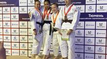 Спортсменка МБУ г.о.Самара «СШОР №11», Салкарбек кызы Дилбара, стала обладателем золотой медали