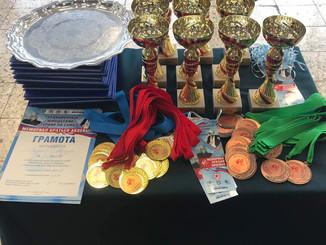 27 сентября в Тольятти прошел XXVI традиционный турнир по самбо «Мемориал Владимира и Анатолия Акоев