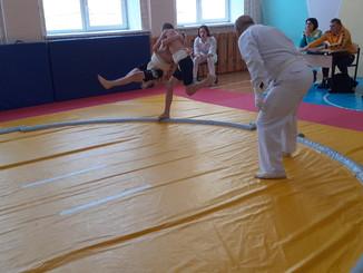 10 апреля 2021г. прошло Первенство Самарской области по сумо среди юношей и девушек до13 лет.