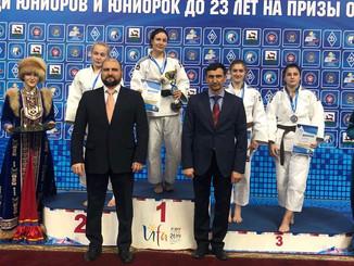 Спортсменки СШОР 11 достойно выступили на Всероссийских соревнованиях и прошли отбор на Первенство Р