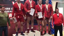 16-18 апреля 2021 года в г. Кстово прошел II этап V летней Спартакиады молодежи России 2021 года по