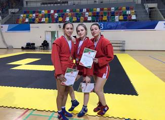 Всероссийские студенческие игры боевых искусств в  г. Казань