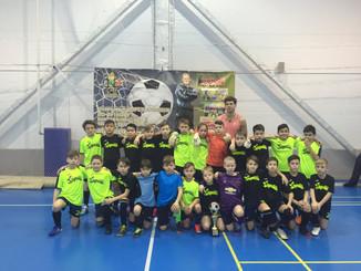 Прошёл турнир памяти тренера СШОР-11 по футболу А. И. Широчкина.