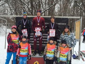 Соревнования по лыжным гонкам на призы МС Е.Чуйковой