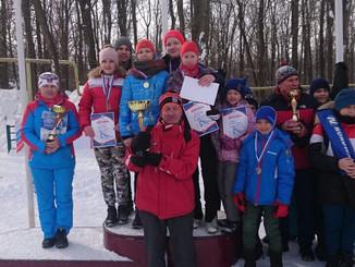 Кубок г.о.Самара по лыжным гонкам
