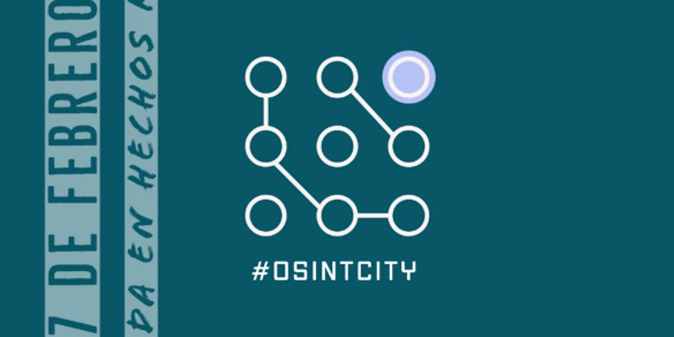 OSINTCITY 2020