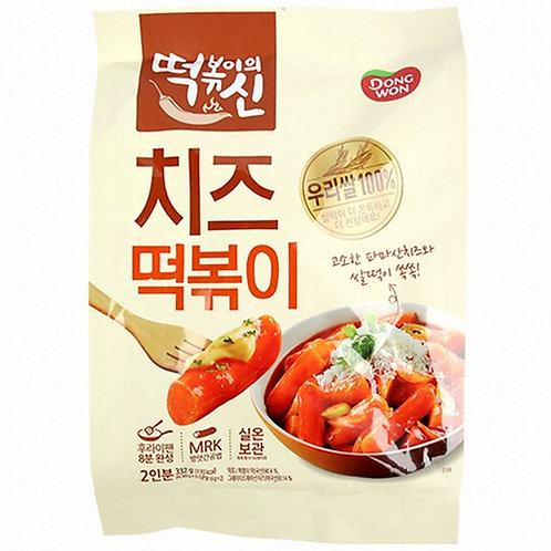 Dong Won Cheese Tteokbokki