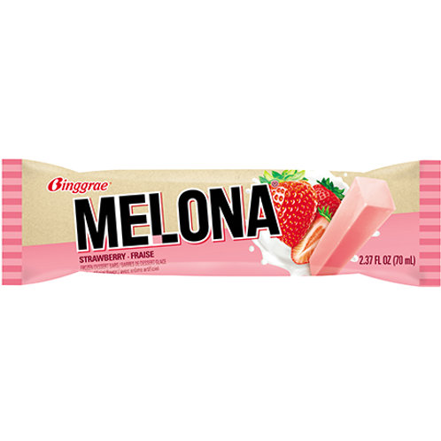 Melona Icecream (Strawberry Flavor)