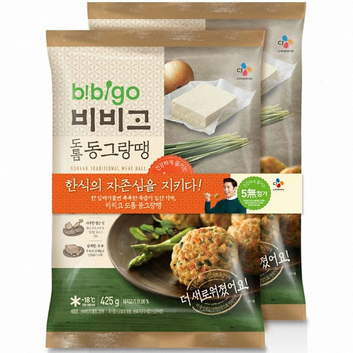 Korean Meatballs (1 Pack)