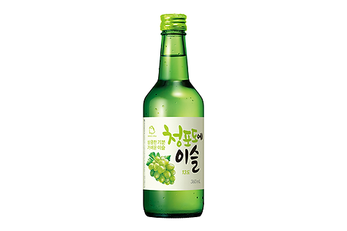 Jinro Soju Green Grape