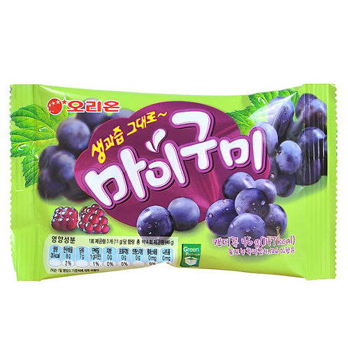 Maigumi Jelly (Grape)