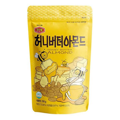 Honey Butter Almonds