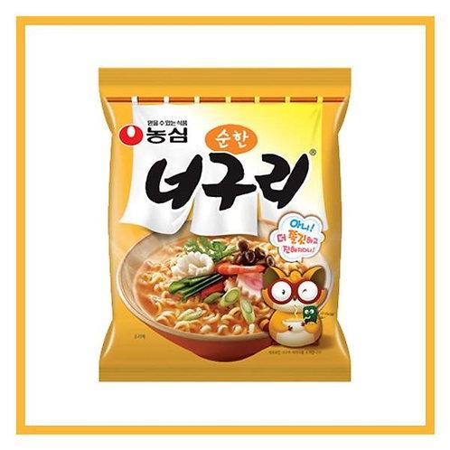 Neoguri Ramyun Mild (Noodle Soup) Pack