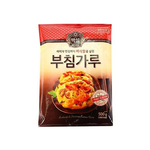 Pancake Mix for Cooking (Korean Pizza)