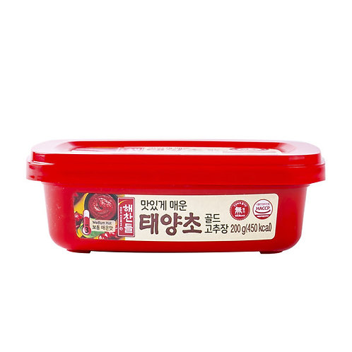 Hechandul Korean Red Pepper Paste 200g