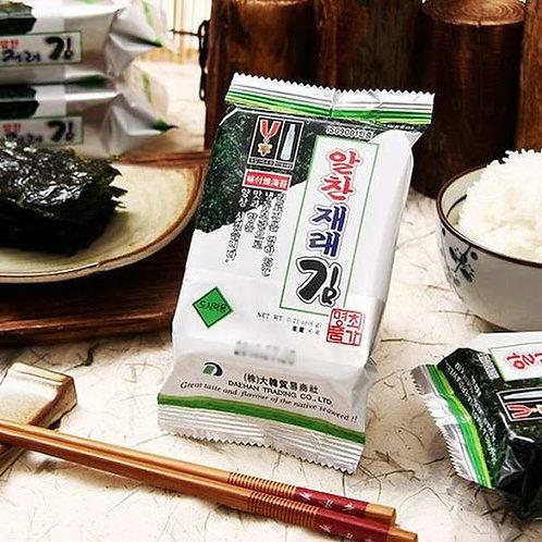 Al-Chan Salted Seaweed (1 Pack)