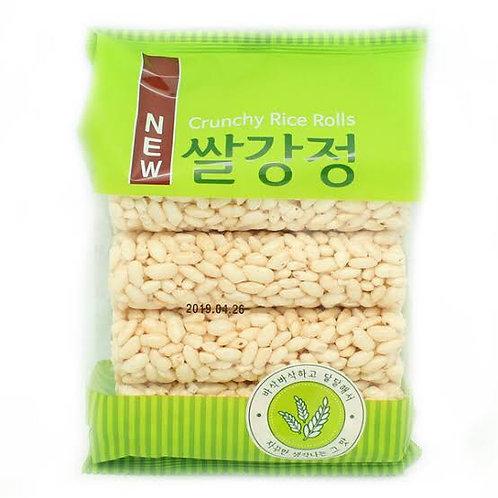 Crunchy Rice Rolls