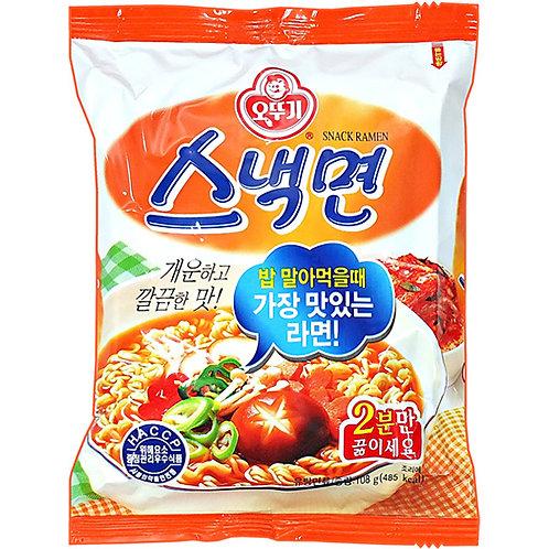 Snack Ramyun (Noodle Soup)