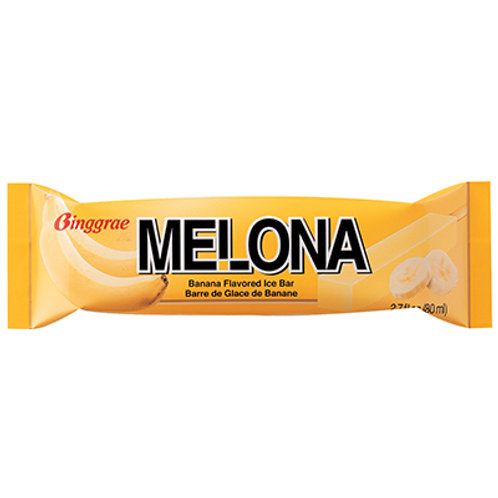 Melona Icecream (Banana Flavor)