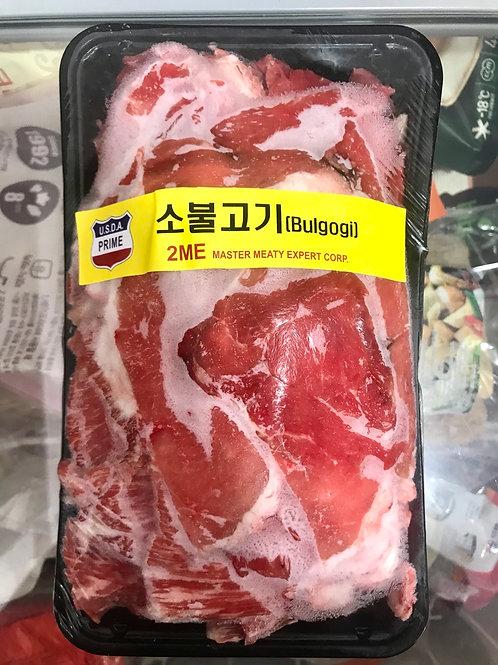 Beef Bulgogi 500g