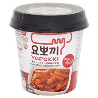 Yopokki Sweet&Spicy Cup