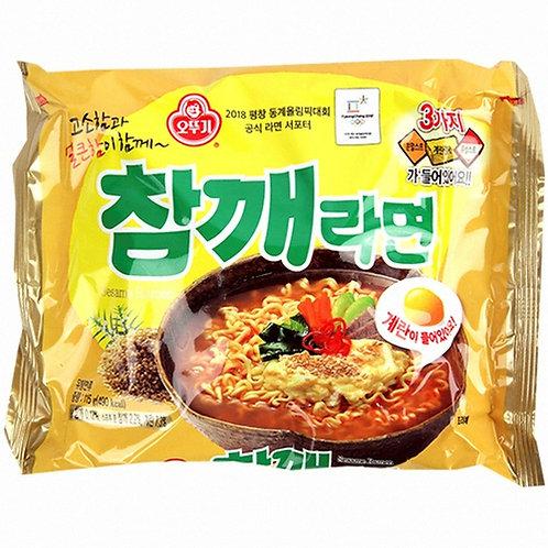 Sesame Ramyun (Noodle Pack)