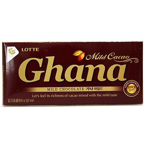 Ghana Mild Chocolate Bar
