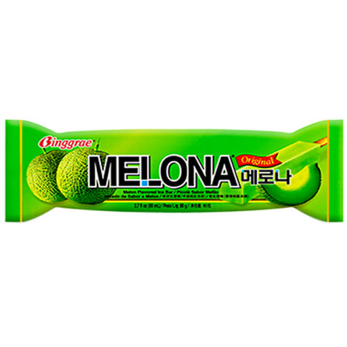Melona Icecream (Melon Flavor)