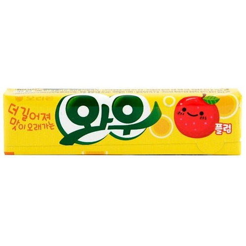 WOW! Gum (fruit flavor)