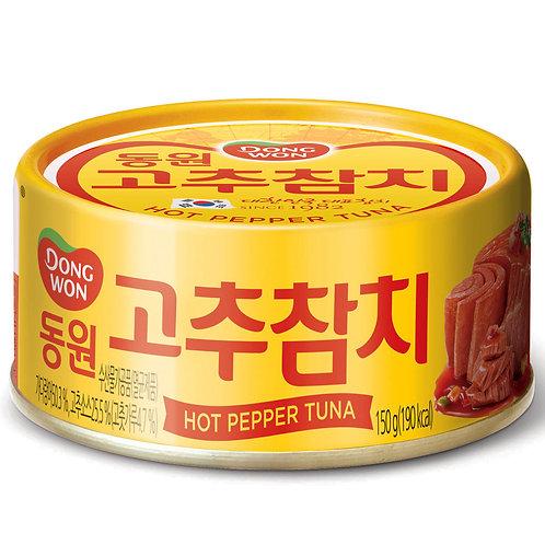 Hot Pepper Tuna