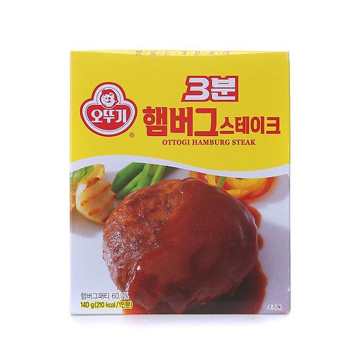 3 Minute Hamburger Steak