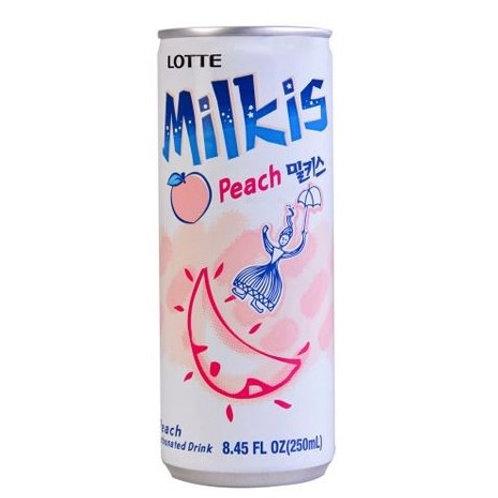Milkis Peach
