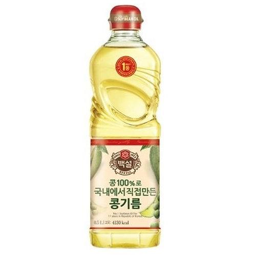 Soy Bean Oil (500ml)
