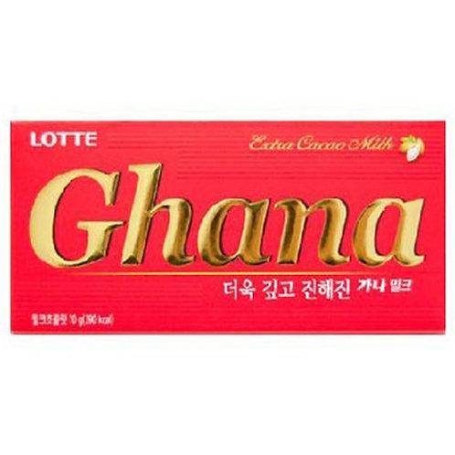 Ghana Milk Chocolate Bar