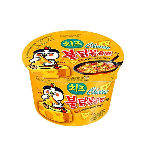 Buldak Spicy Cheese Cup