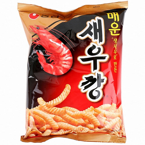 Se-Woo-Kang Shrimp Chips (Spicy)
