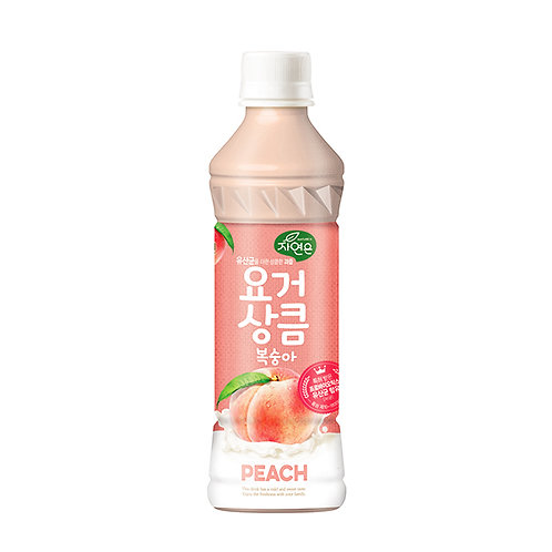 Peach Yogurt Drink
