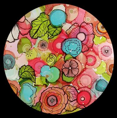 Bubbles and doodles - 3