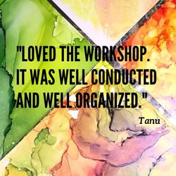 _loved the workshop