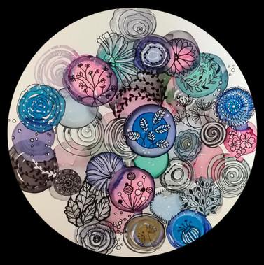 Bubbles and doodles - 1